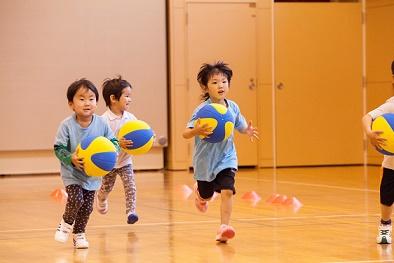 JJMIX【2歳から通えるNEWスポーツ教室】