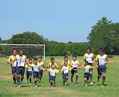 リベルタサッカースクール【明が丘公園】