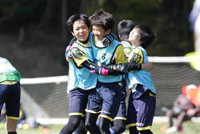 リベルタサッカースクール【上野台公園】