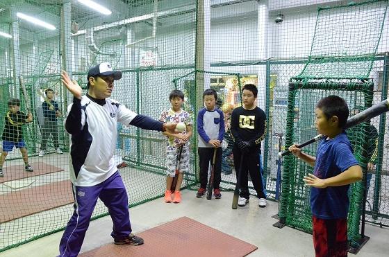 BSOベースボールスクール【三好スクール】